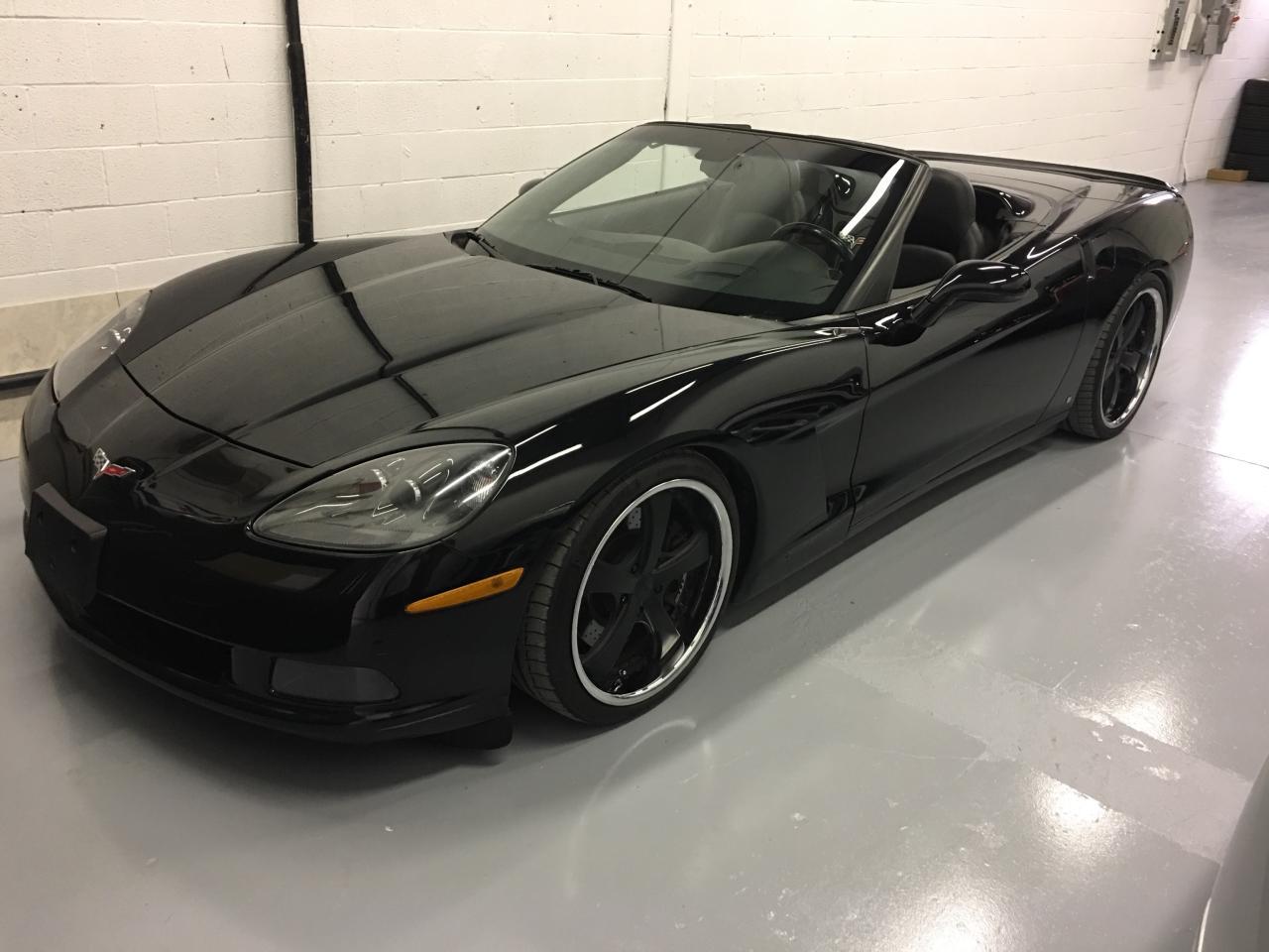 Photo of Black 2006 Chevrolet Corvette