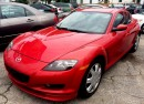 Used 2004 Mazda RX-8 Manual for sale in St Catharines, ON