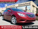 Used 2011 Hyundai Sonata GL One Owner, Accident free! for sale in Abbotsford, BC