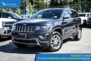 Used 2016 Jeep Grand Cherokee Limited Backup Camera and Sunroof for sale in Port Coquitlam, BC