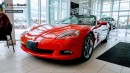 Used 2007 Chevrolet Corvette Base CONVERTIBLE, NO ACCIDENT, HEADS UP DISPLAY for sale in Newmarket, ON