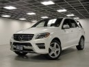 Used 2015 Mercedes-Benz ML 350 BlueTEC 4MATIC for sale in Thornhill, ON