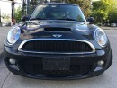 Used 2010 MINI Cooper S LOCAL,NO ACCIDENT,PANORAMIC SUN ROOF. for sale in Vancouver, BC