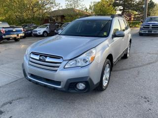 Used 2013 Subaru Outback 5DR WGN CVT 2.5I TOURING for sale in Toronto, ON
