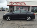 Used 2013 Toyota Corolla S for sale in Cambridge, ON