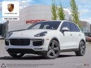 Used 2016 Porsche Cayenne RARE TURBO! | 2 Sets of Rims & Tires | Full Vehicle 3M | PDCC - Sport Exhaust for sale in Edmonton, AB