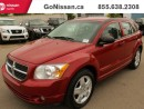 Used 2009 Dodge Caliber AUTO, A/C, ALUMINUM RIMS for sale in Edmonton, AB