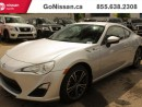 Used 2014 Scion FR-S VERY LOW KMS, AIR, BACK UP CAMERA!! for sale in Edmonton, AB