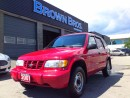Used 2001 Kia Sportage X w/Alloy Wheels/Air for sale in Surrey, BC