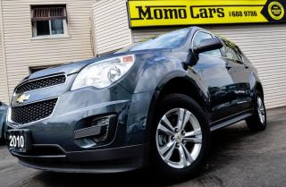 Used 2010 Chevrolet Equinox LS! Cruise+ECO+AuxIn! ONLY $175/bi-weekly! for sale in St Catharines, ON