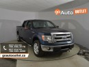 Used 2013 Ford F-150 XLT 4x4 SuperCrew Cab 5.5 ft. box 157 in. WB for sale in Edmonton, AB