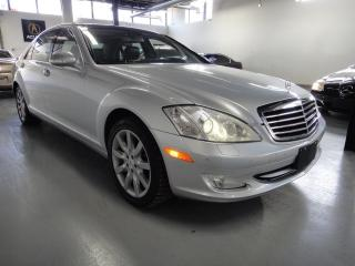 Used 2007 Mercedes-Benz S-Class BEAUTIFUL S550-EVERY OPTION,NAVI,COOLED SEATS,PANO for sale in North York, ON