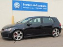 Used 2015 Volkswagen Golf GTI 5-Door Autobahn for sale in Edmonton, AB