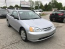 Used 2002 Honda Civic LX for sale in Komoka, ON