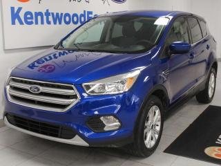 Used 2017 Ford Escape SE 4WD Ecoboost with keyless entry, heated seats, and back up cam for sale in Edmonton, AB