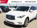 Used 2014 Infiniti QX60 Technology package, safety package, every available option!! for sale in Edmonton, AB