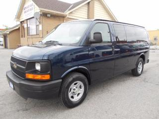 Used 2008 Chevrolet Express 1500 LS 8Passenger Loaded 5.3L V8 ONLY 52,000KMs for sale in Etobicoke, ON