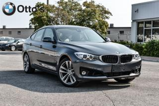 Used 2016 BMW 328i xDrive Gran Turismo for sale in Ottawa, ON