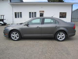 Used 2012 Ford Fusion SE for sale in Melfort, SK