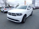 Used 2017 Dodge Durango GT LEATHER ROOF!!  AMAZING DEAL! for sale in Halifax, NS
