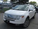 Used 2010 Ford Edge Limited for sale in North York, ON