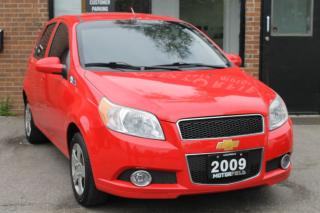 Used 2009 Chevrolet Aveo LS *NO ACCIDENTS, NAVI, REAR CAM, 86KM* for sale in Scarborough, ON