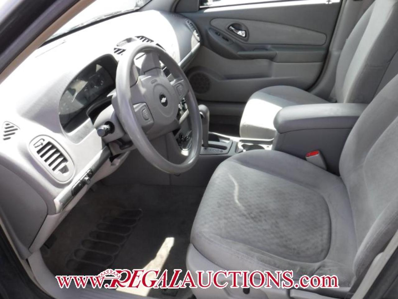 2005 Chevrolet MALIBU BASE 4D SEDAN
