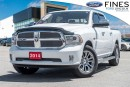 Used 2014 Dodge Ram 1500 LARAMIE LONGHORN - LEATHER, ROOF, NAVI, 4X4! for sale in Bolton, ON