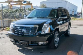 Used 2010 Cadillac Escalade Loaded, Clean, 7 Passengers! Langley Location! for sale in Langley, BC