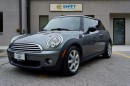 Used 2010 MINI Cooper ONE OWNER EARL GREY EDITION, CLEAN CARPROOF for sale in Burlington, ON