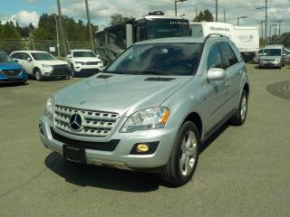 Used 2010 Mercedes-Benz ML-Class ML350 BlueTEC for sale in Burnaby, BC