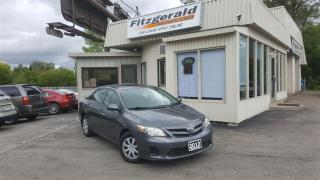 Used 2013 Toyota Corolla CE - SUNROOF! HEATED SEATS! BLUETOOTH! for sale in Kitchener, ON