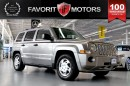 Used 2008 Jeep Patriot Sport FWD | HEATED SEATS | BOSTON AUDIO for sale in North York, ON