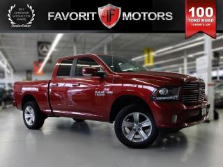 Used 2014 Dodge Ram 1500 Sport, 4WD, Leather, Bluetooth, USB/AUX Inputs for sale in North York, ON