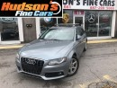 Used 2009 Audi A4 2.0T Avant+BLINDSPOT ASSIST for sale in North York, ON