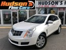 Used 2011 Cadillac SRX Luxury+LEATHER+PANO ROOF+ALL POWER for sale in North York, ON