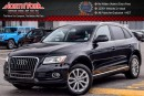 Used 2016 Audi Q5 2.0T Progressiv|Quattro|Nav|Leather|Backup Cam w/Pkng Sensors|18