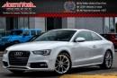 Used 2016 Audi A5 |Quattro|KomfortPlus&SportPkgs|ManualTrans.|Sunroof|Nav.|18