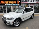 Used 2010 BMW X5 xDrive35d+NAVI+HEADSUPDISPLAY+SPORT+COMFORT PKG for sale in North York, ON