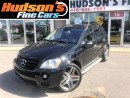 Used 2008 Mercedes-Benz ML-Class ML 63 AMG DVD PKG+NO ACCIDENTS for sale in North York, ON