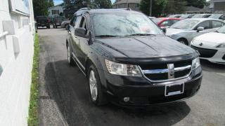 Used 2010 Dodge Journey R/T for sale in Kingston, ON