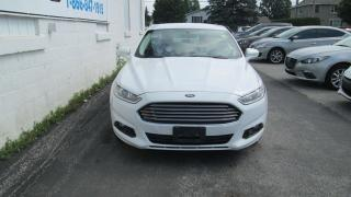 Used 2014 Ford Fusion SE for sale in Kingston, ON