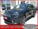 Used 2014 Jeep Grand Cherokee SRT 4WD 6.4L HEMI 470HP NAVIGATION for sale in Toronto, ON