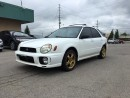 Used 2002 Subaru Impreza *WEEKLY SPECIAL* AWD! for sale in Bolton, ON