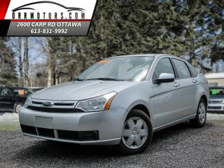 Used 2010 Ford Focus SE SEDAN for sale in Stittsville, ON