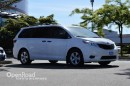 Used 2015 Toyota Sienna for sale in Richmond, BC
