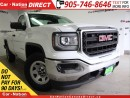 Used 2016 GMC Sierra 1500 | ONE PRICE INTEGRITY| WE WANT YOUR TRADE| for sale in Burlington, ON