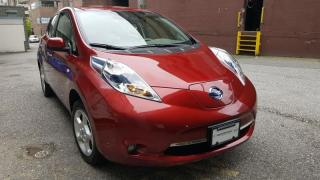 Used 2012 Nissan Leaf SL for sale in Surrey, BC