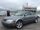 Used 2004 Volkswagen Passat GLX - 5SPD - LEATHER - SUNROOF for sale in Oakville, ON