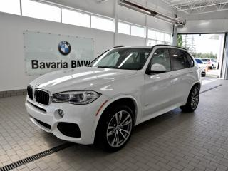 New 2017 BMW X5 xDrive35i for sale in Edmonton, AB